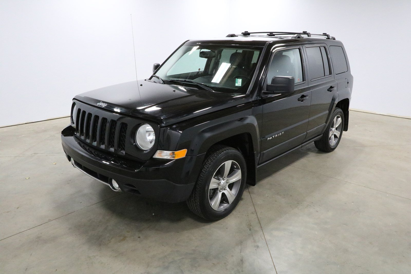 Pre-Owned 2017 Jeep Patriot 4WD 75TH ANNIVERSARY - Edmonton
