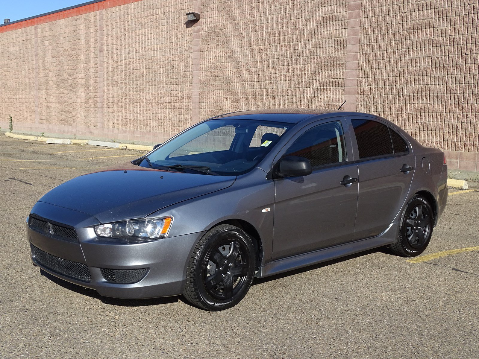 Pre Owned 2013 Mitsubishi Lancer ES Finance $74 Bw